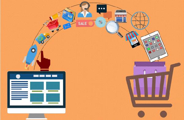 Phát triển thương mại điện tử dựa trên sự mở rộng hợp tác quốc tế