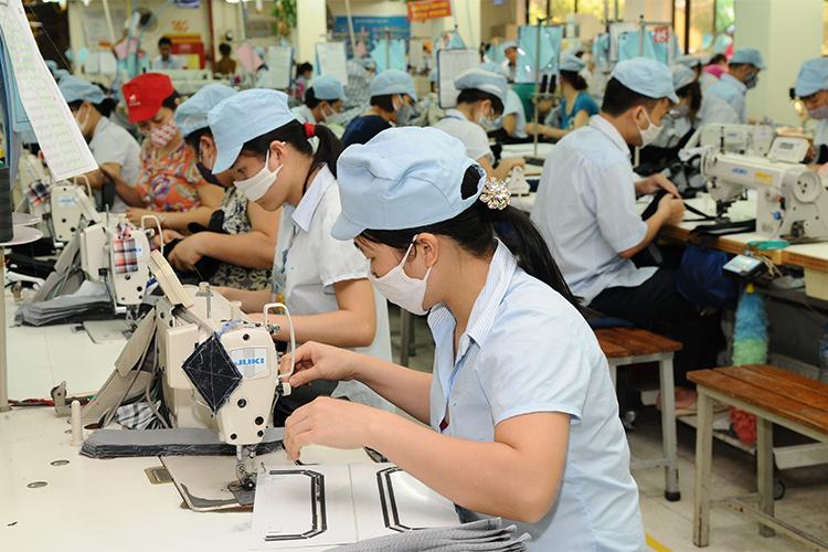 Đối thủ cạnh tranh trong ngành dệt may